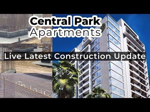 Central Park Apartments Bahria Town Karachi, Latest Live Update | Salaam Estate & Builders