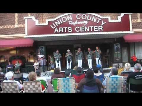 Sounds of the Street - LIVE!!! September 6, 2012. Downtown Rahway, NJ Car Show Concert. Part 1 of 4.