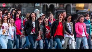 """Христианский клип """"Христос воскрес!"""" - Марина Фролова"""