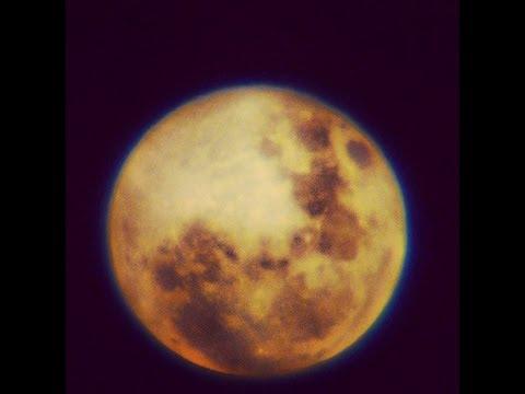 Tirar foto da lua 30