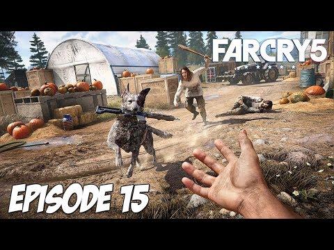 Far Cry 5 - Faith commence à s'énerver | Episode 15