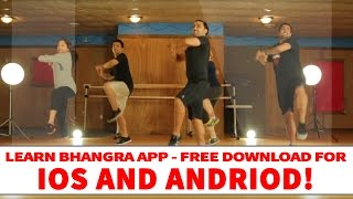 FREE DOWNLOAD  Learn Bhangra App | Learn Bhangra |  How to Do Bhangra