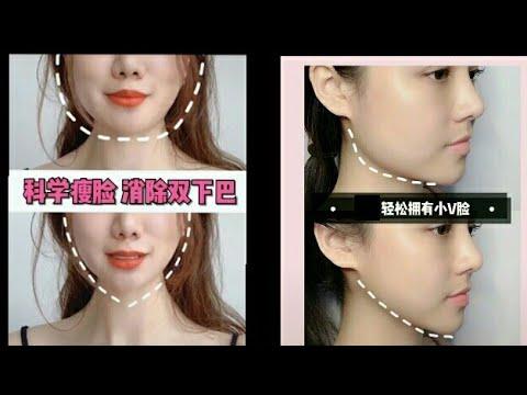 Những động tác giảm mỡ mặt, nọng cằm để có khuôn mặt cân đối