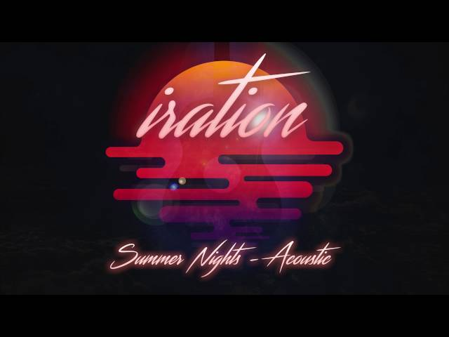 Summer Nights (Acoustic) [2016]