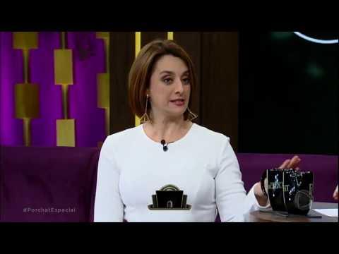 Catia Fonseca relembra programa que comandou na Record TV