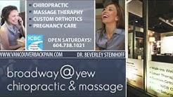 Registered Massage Therapist Vancouver Providing Massage Therapy Downtown Vancouver 604-738-1021