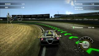 Gameplay | Race Pro | Xbox 360 | EAN 3546430137192