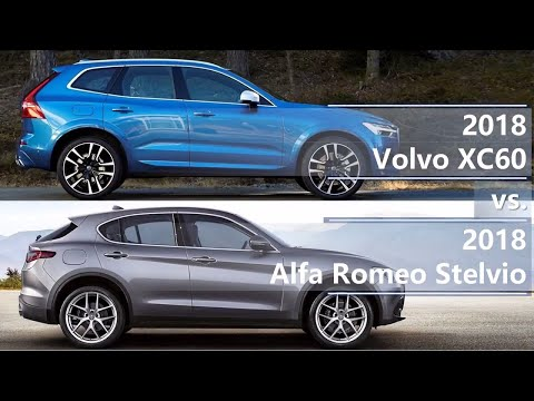 2018-volvo-xc60-vs-2018-alfa-romeo-stelvio-(technical-comparison)