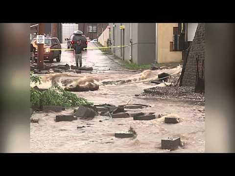 Duluth Area Flooding - Lakeland News At Ten - June 20, 2012