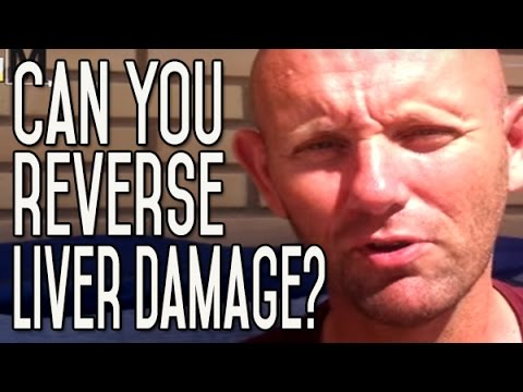 How to Reverse Liver Damage? What Liver Damage Can't You Reverse?