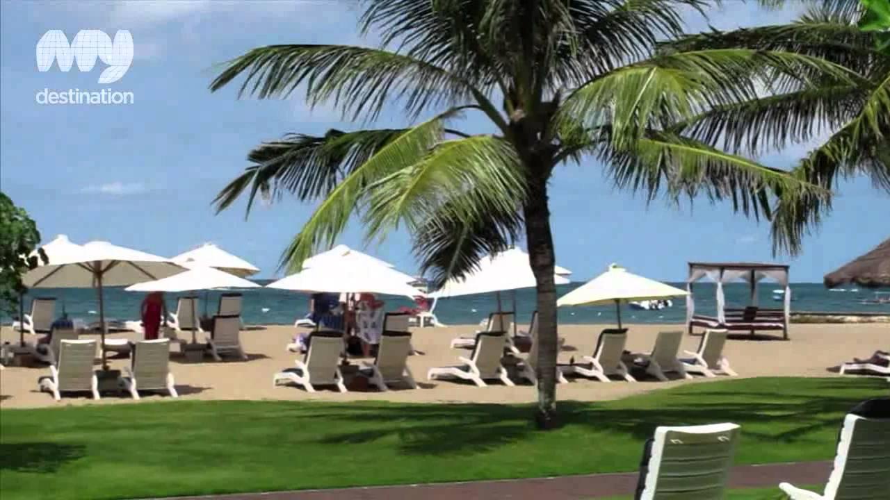 grand mirage bali resort thalasso spa bali youtube. Black Bedroom Furniture Sets. Home Design Ideas