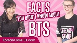 217 Facts about BTS Members You Didn't Know Before!