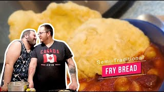 Trying My Brother&#39s Fry Bread Recipe  Ken &amp Phil Cook Something Good