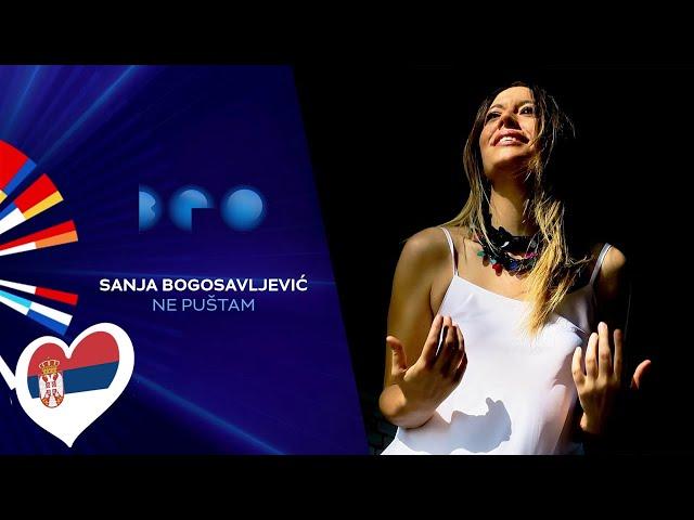 Sanja Bogosavljević - Ne puštam / Beovizija 2020