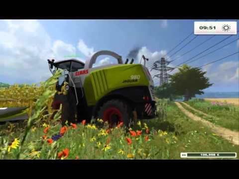 #2 Carrière suivie sur Big Polish Farm! | On ensile en multi.