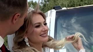 Свадебный клип  Анастасия и Андрей  Дубоссары