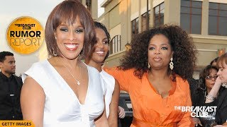 Gayle King & Oprah Winfrey Talk One Night Stands