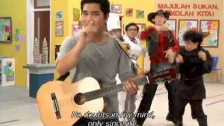 The New Kid - Waktu Rehat - Disney Channel Asia
