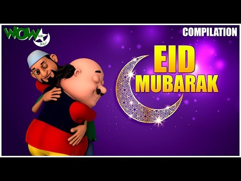 Motu Patlu Cartoon | Eid Mubarak | Eid 2019 | Kids Cartoons | Funny Cartoon Video