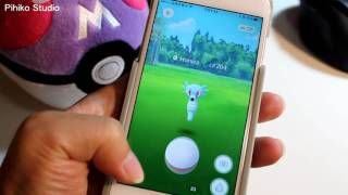 【Pokemon GO】命中率90%丟球小技巧分享!神奇寶貝GO 精靈寶可夢GO Pokémon GO