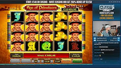BIG WIN!!! Age of Privateers BIG WIN - Casino Games - Novomatic (gambling)