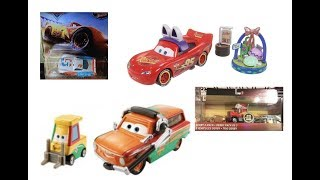 New 3-packs, holiday cars, and 2-packs-More New 2018 Disney Cars Diecasts