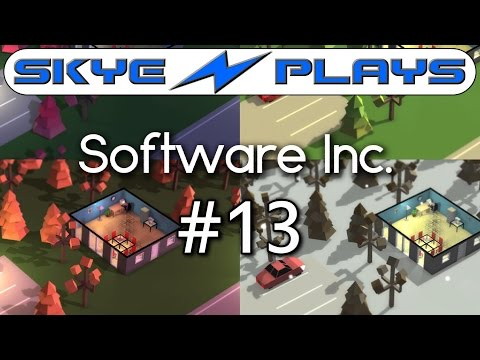 Software Inc Part 13 ►Servers and TigerX NT!◀ Let's Play/Gameplay [1080p 60 FPS]