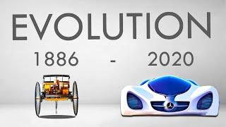 Evolution of Cars | 1886-2020