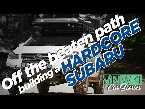 Building a Hardcore Subaru Crosstrek!