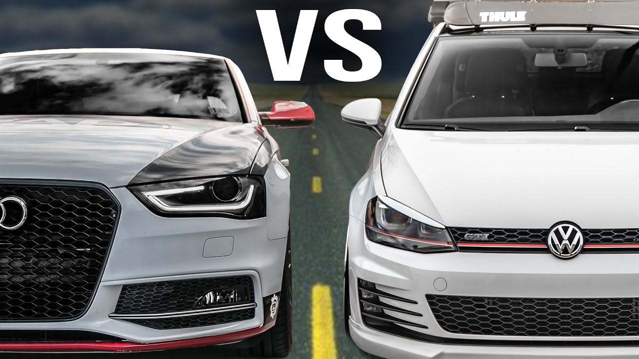 MK7 GTI vs Audi S4 | Which is the Better Buy?
