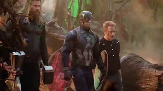 Avengers: Endgame || Inside Look-How filmed the Avengers Endgame!!!