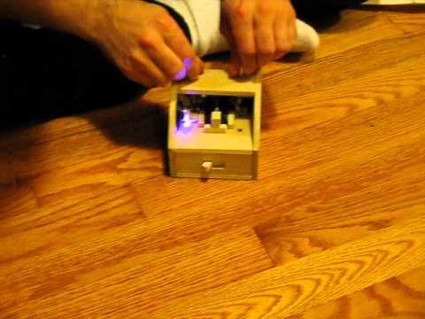 Step Tone Generator