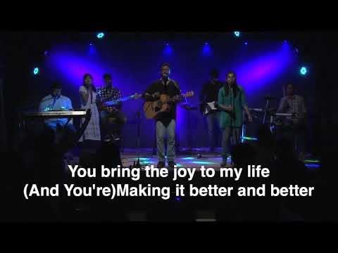 You are my love and my light | English Christian worship | Sam Prabha