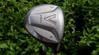 2001 Taylormade V-Steel Fairwa…