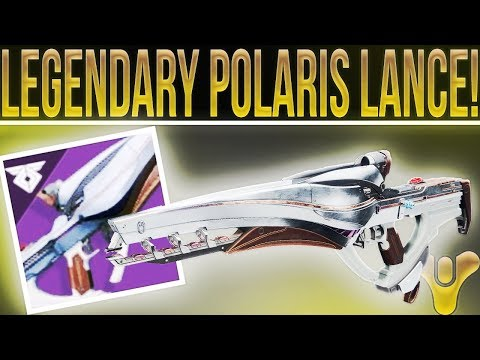 Destiny 2. LEGENDARY POLARIS LANCE! Easy Quest Step 2/5, What To Bring And How To Get This Weapon.