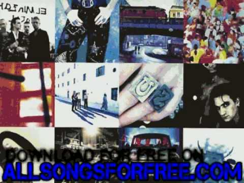 u2 - Love Is Blindness - Achtung Baby