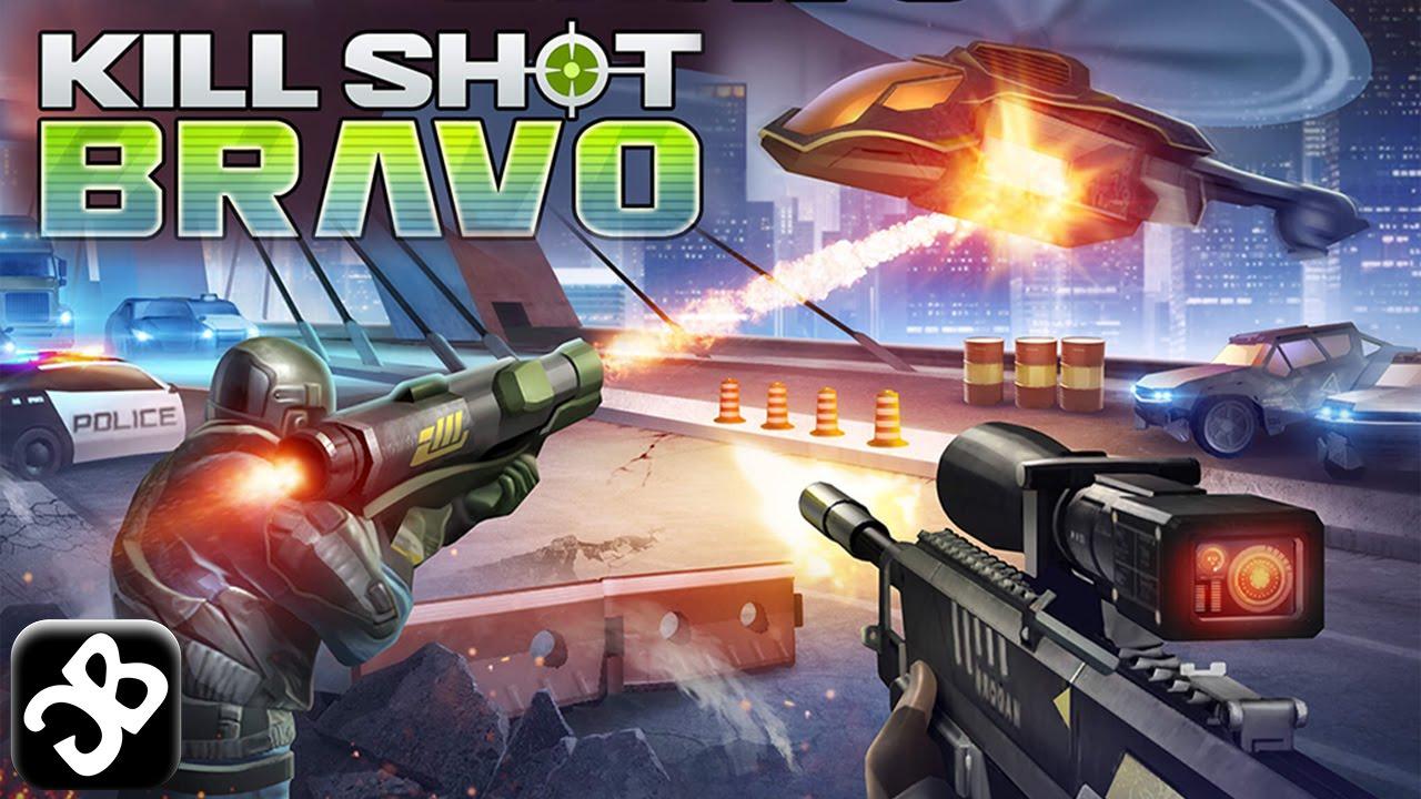 Kill Shot Bravo astuce et triche