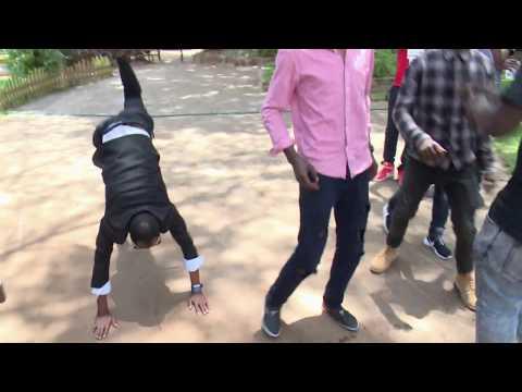 Babu Owino and Jaguar fist fight parody