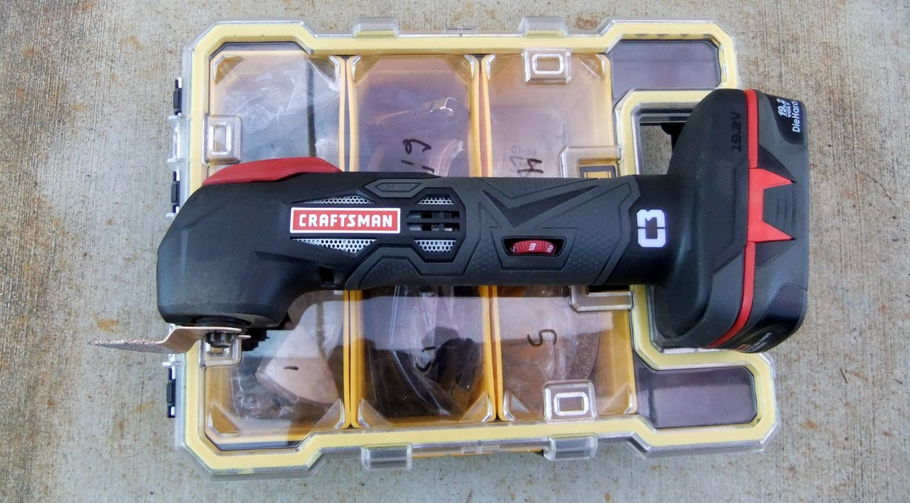 Oscillating Multi Tool Kit
