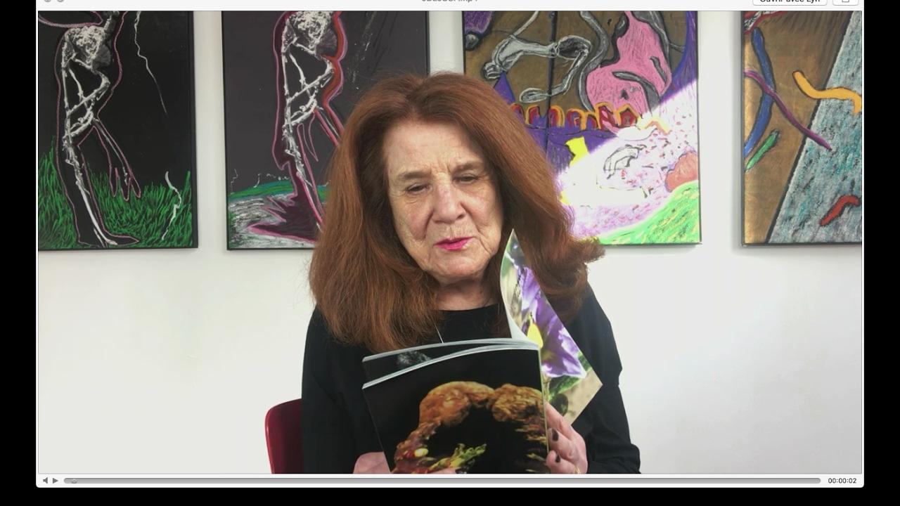 Jacqueline De Jong.Jacqueline De Jong Onestar Press February 2017