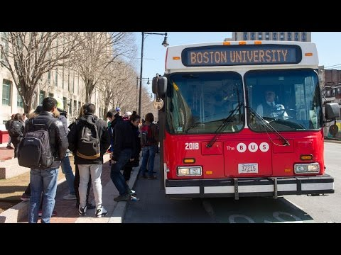 A Day in the Life of the BU BUS