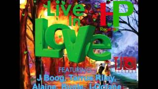 Live in Love Riddim - mixed by Curfew 2012