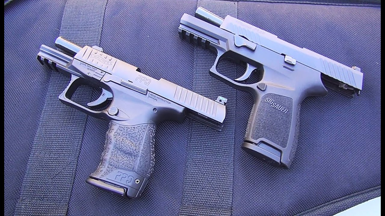 Sig Sauer P320 Compact vs Walther PPQ M2 (HD)