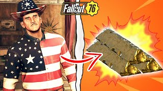 Top 10 Best Ways to Get Gold Bullion in Fallout 76 Wastelanders