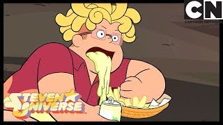 Steven's Dad is RICH! | Drop Beat Dad | Steven Universe | Cartoon Network