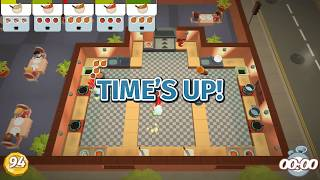 Overcooked / Вова, Стёпа и Женя #2