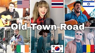 Who Sang It Better : Old Town Road (us,ireland,romania,thailand,south korea ,israel)