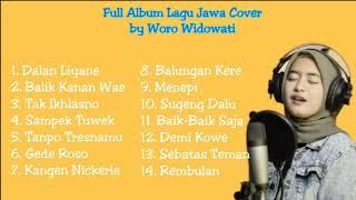 Full Album Lagu Jawa Cover by Woro Widowati