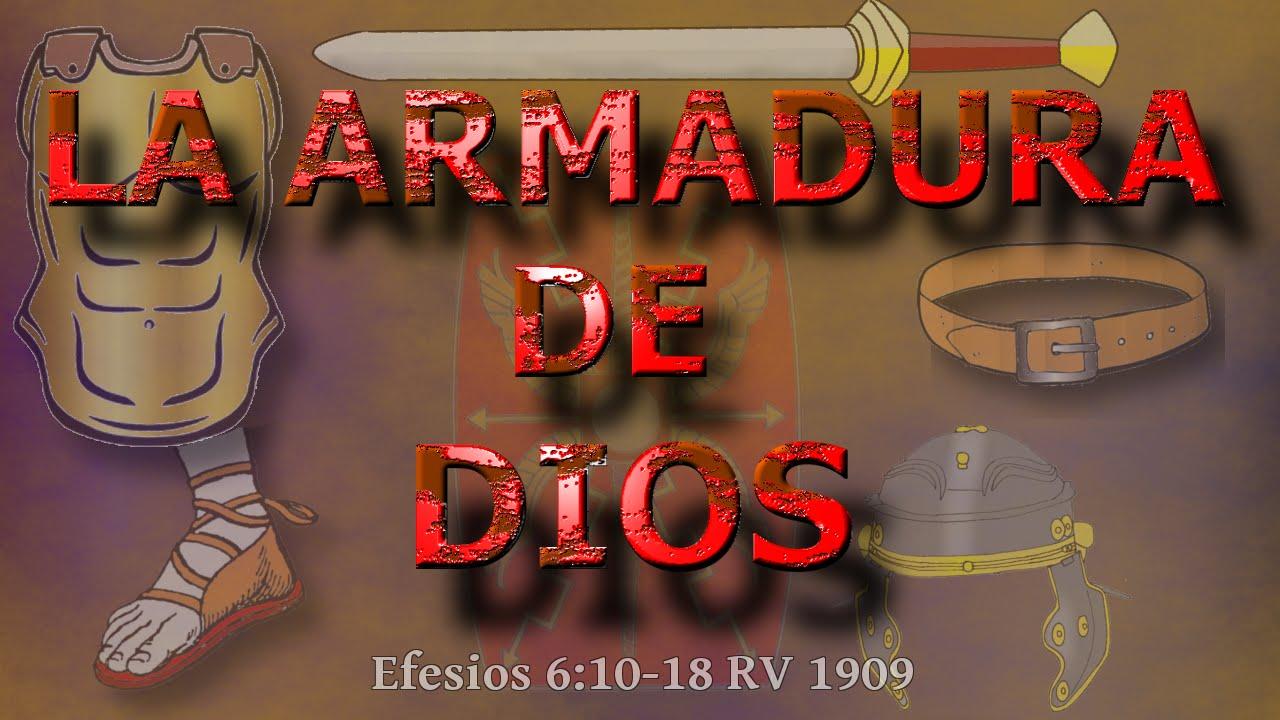 La Armadura De Dios Efesios 610 18 Youtube