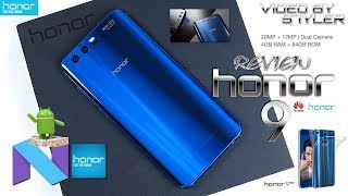 Huawei Honor 9 | In-Depth Review | Awesome Dual Camera Phone with 3D Curved Back?